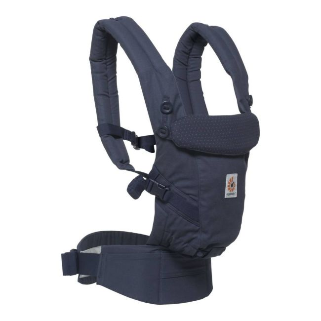 Ergobaby Adapt Navy Mini Dots