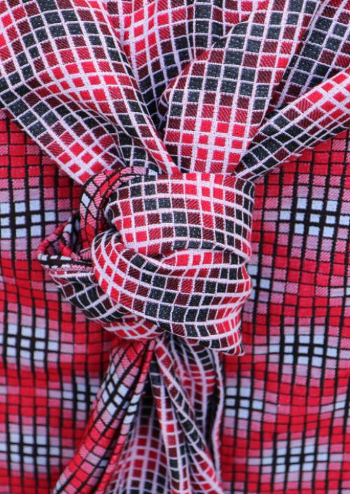 Ringsling Yaro Cubic Spongy White Red Black