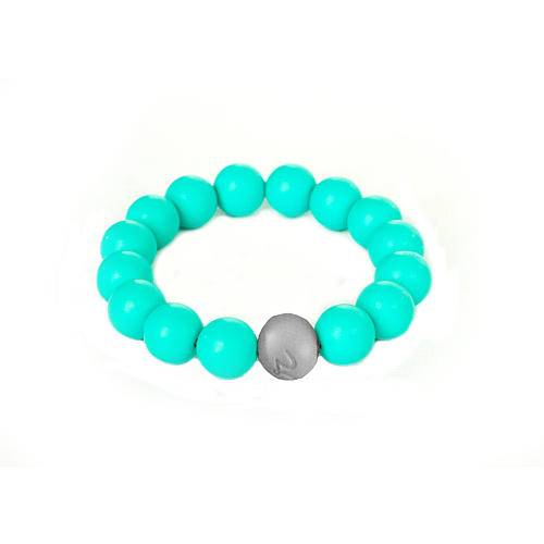 Itzy Ritzy Armband Turquoise