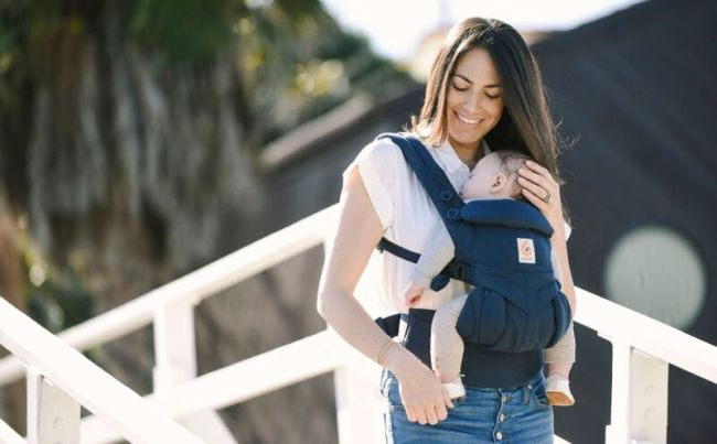Ergobaby Carrier 4P OMNI 360 Midnight Blue
