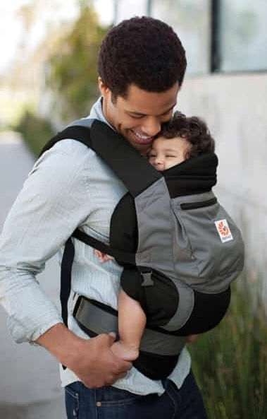 Ergobaby Performance Charcoal/Black