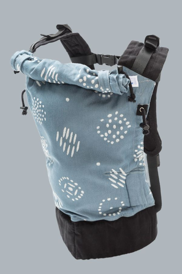 Pure Baby Love Baby Carrier Happiness Teal