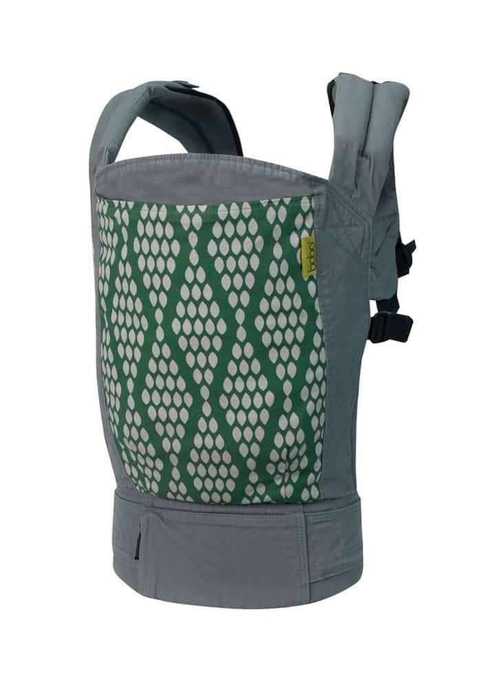 Boba Carrier 4G Verde Organic