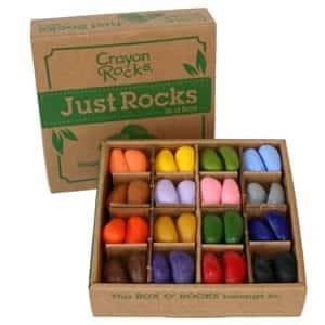 Crayon Rocks 64 stuks