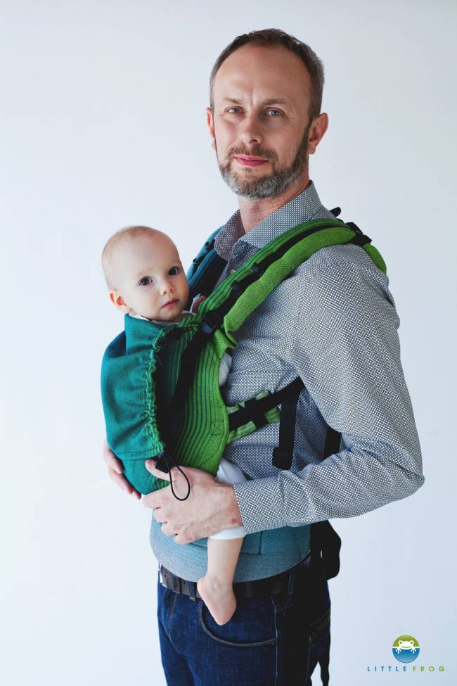 Little Frog Carrier Dark Bazzite