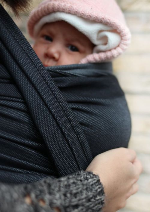 Yaro Newborn Grey Black